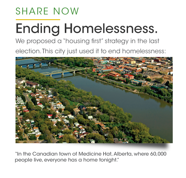 Share Now - Ending Homelessness