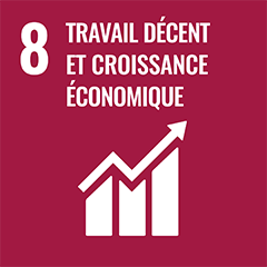UN Sustainable Development Goal Goals: 8 - Decent work and economic growth