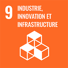 UN Sustainable Development Goal Goals: 9 - Industry, innovation and infrastructure