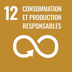 UN Sustainable Development Goal Goals: 12 - Responsible consumption and production