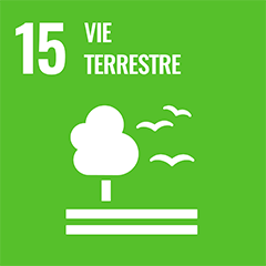 UN Sustainable Development Goal Goals: 15 - Life on land