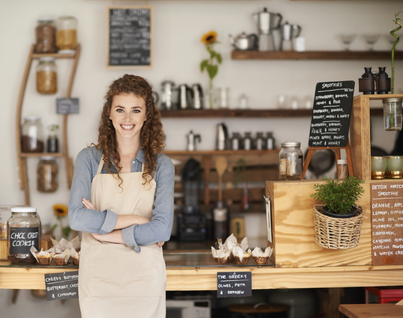putting small business first