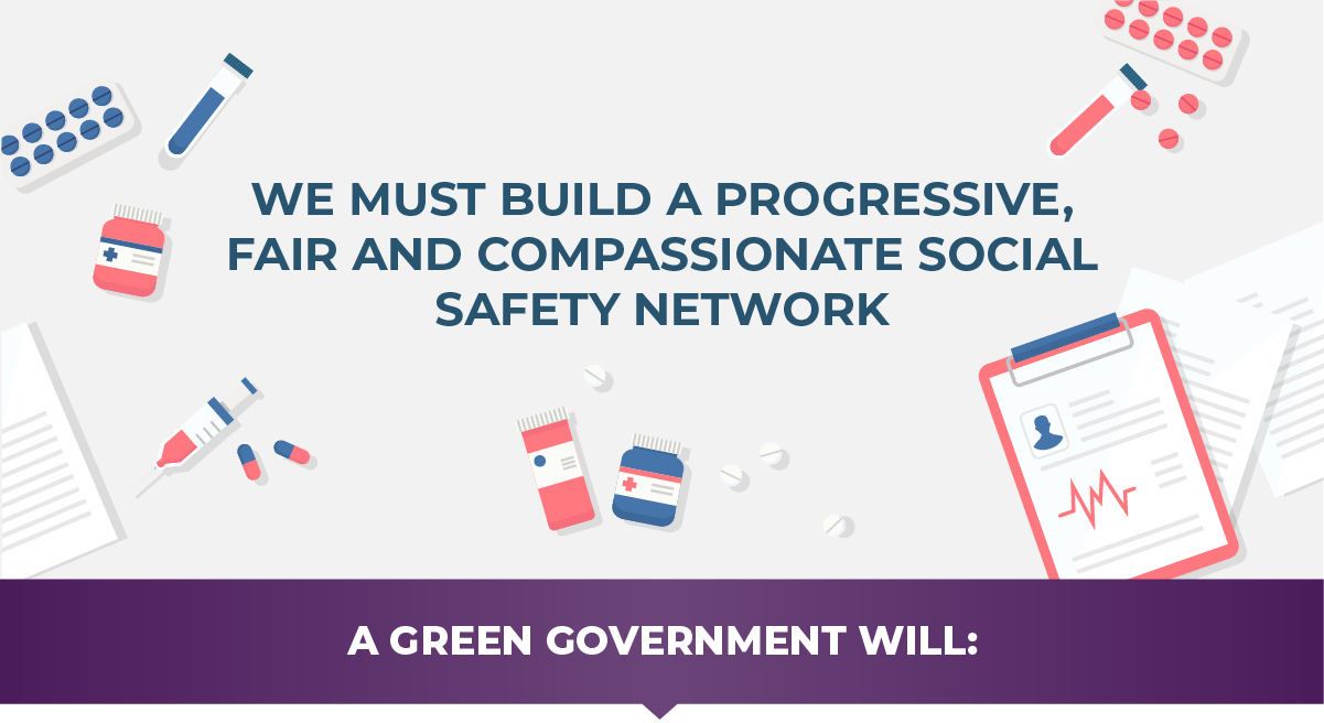We must build a progressive, fair and compassionate social safety network