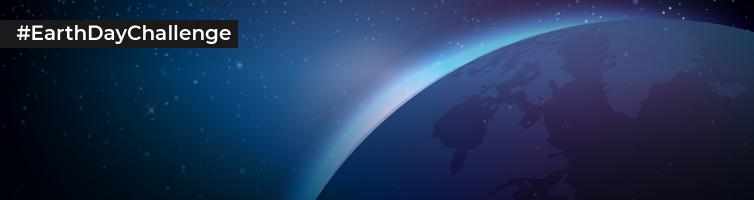 Relevez le défi du Jour de la Terre