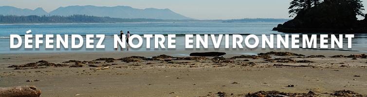 Défendez notre environnement - Signez pour vous-opposez au nouveau pipeline de Kinder Morgan