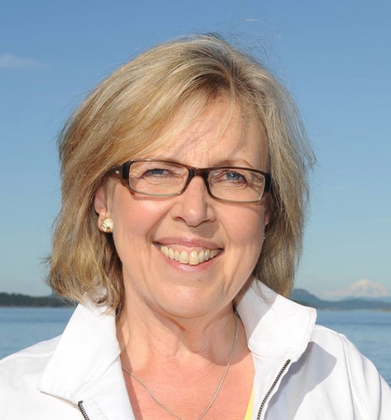 Elizabeth May MP Photo