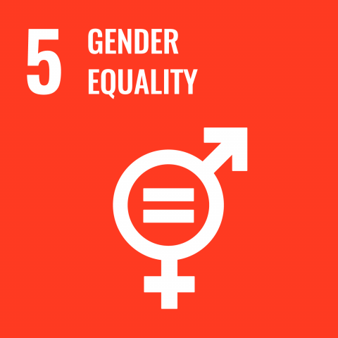 UN Sustainable Development Goal Goals: 5 - Gender equality